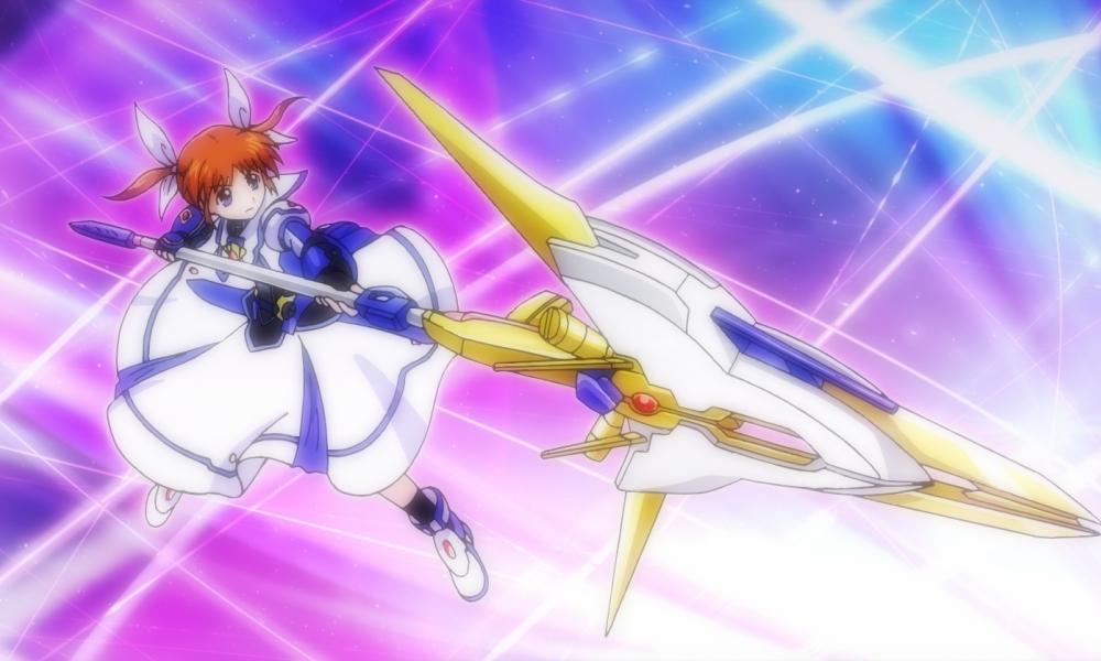 Magical Girl Nanoha Movie 3
